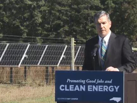 Stephen De May, President, Duke Energy North Carolina