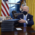 Biden Issues Executive Order Focusing on COVID-19 in the Workplace